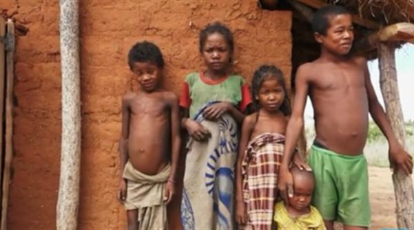 马达加斯加大危机